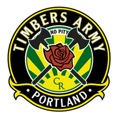 Timbers Army Crest
