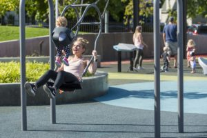 Salem hospital swing child