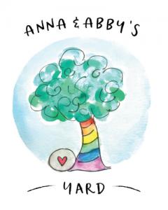 Anna & Abby's Yard Logo