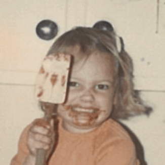 Jane Smith as a kid