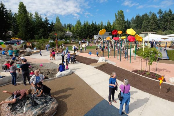 Owens playground activity